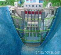 水坝模型水利发电模型水泵模型水工模型湘东模型(图)