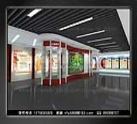 长春水利局荣誉室装修设计施工(图)