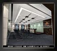 长春光机所办公楼会议室装修设计施工(图)