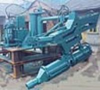 液压泥炮机(图)图片