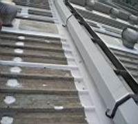 番禺锌瓦补漏铝塑板补漏彩钢板补漏彩钢瓦防腐(图)