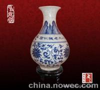 婚庆礼品陶瓷小花瓶批发,瓷器花瓶制造商(图)