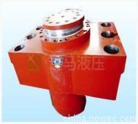 迅马液压导柱孔油缸怎么样 销售导柱孔油缸图片