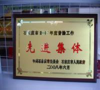 广州专业做证书牌,广州授权牌制作,钛金腐蚀牌订做,先进单位奖牌制作,铭牌制作,公司LOGO挂牌制作(图)
