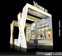 广州展台桁架搭建免费效果图(图)