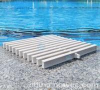 游泳池盖板(图)