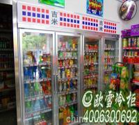 湘潭立式冷藏柜放饮料展示柜价格(图)