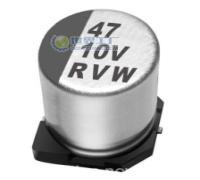 供应RVW长寿命贴片铝电解电容(图)