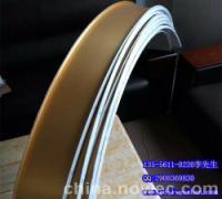 木纹铝条扣铝条扣板弧形铝条扣