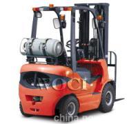 2-3.5T平衡重式叉车(双燃料)(图)