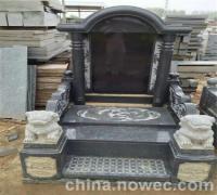 供应优质山西黑墓碑专业雕刻(图)