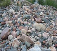 鹅卵石价格,鹅卵石产地,鹅卵石批发(图)