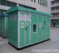 广东紫光电气有限公司专业生产移动式箱式变电站户外预装式变电所图片