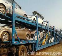 A南通到新疆17米平板拖头13米挂车车队