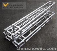 铝合金桁架厂家批发舞台搭建出租会议年会广告背景板灯光音响(图)