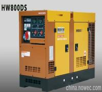 日本�王北京工厂生产HW800DS,柴油400A双把发电电焊机(图)