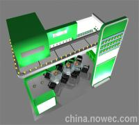 广交会装修经典案例,广州型材搭建工厂,铝型材搭建商(图)