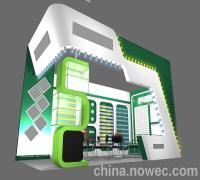 广州展位装修,桁架展位搭建,绿色环保材料搭建商(图)