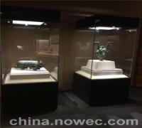 大学博物馆展示柜定制厂家(图)