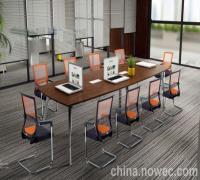 武汉多媒体会议室桌椅办公前台武汉美迪斯家具有限公司